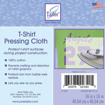 T Shirt Press Cloth