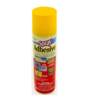 Dritz Repositionable Spray Adhesive-5.62 oz