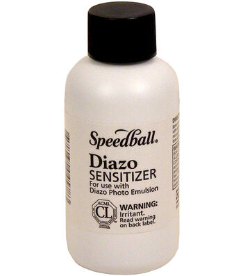 Speedball DIAZO Sensitizer 2 Ounces