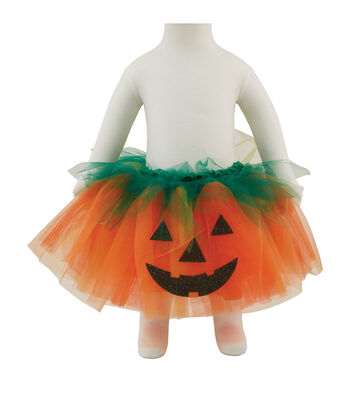 Maker's Halloween Infant Pumpkin Tutu