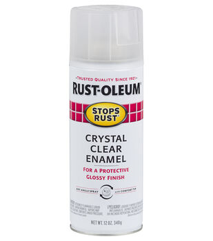 Rust-Oleum Stops Rust Clear Protective Stain Spray Enamel