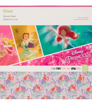 Cricut Deluxe Paper-Princess Wishes