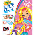 Crayola Color Wonder Mess Free Coloring Book with Markers-Sunny Day