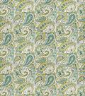 SMC Designs Upholstery Fabric 54\u0022-Basic/ Lagoon
