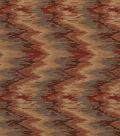 Home Decor 8\u0022x8\u0022 Fabric Swatch-Aumont Way Deep Red