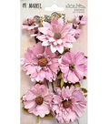 49 And Market Vintage Shades Botanical Blends 23 pk Flowers-Orchid