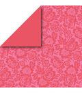 Cricut Anna Griffin 12 Pack 12\u0027\u0027x12\u0027\u0027 Deluxe Papers-Rose Medley