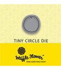 Waffle Flower Crafts Tiny Die-Circle