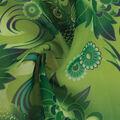 Yaya Han Cosplay Chiffon Fabric 59\u0027\u0027-Emerald Koi