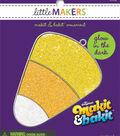 Little Makers Makit & Bakit Suncatcher Ornament-Candy Corn