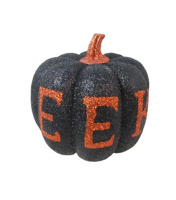 Maker's Halloween Small Pumpkin-Eek