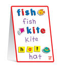 Scholastic Little Red Tool Box: Magnetic Tabletop Learning Easel