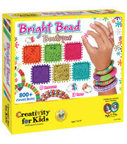 Creativity for Kids Bright Bead Boutique Kit, , hi-res