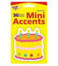 Birthday Cake Mini Accents, 36 Per Pack, 12 Packs