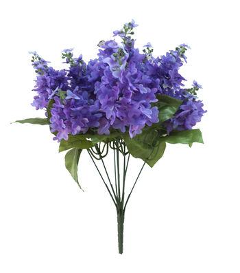 Fresh Picked Spring 20.75'' Lilac Bush-Purple
