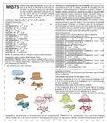McCall\u0027s Infants Headgear-M6575