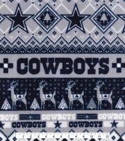 Nfl Dallas Cowboys Fair Isle Flc, , hi-res