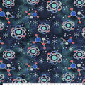 Snuggle Flannel Fabric-Science Neutrons