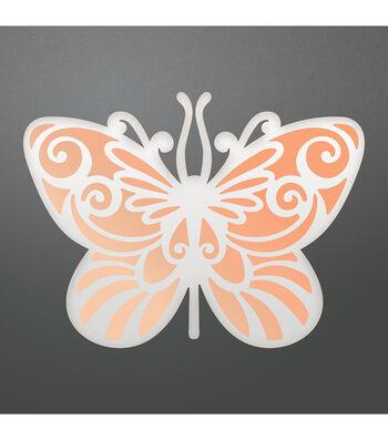 Couture Creations Nouveau Cut & Foil 2.3''x1.7'' Metal Die-Butterfly
