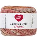 Red Heart An Italian Story Ombra Yarn