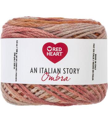 Red Heart Ombra Yarn