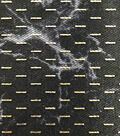 Sportswear Denim Fabric 58\u0022-Black Tie Dye