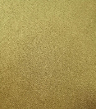 Earth Child Apparel Fabric -Beige Suede