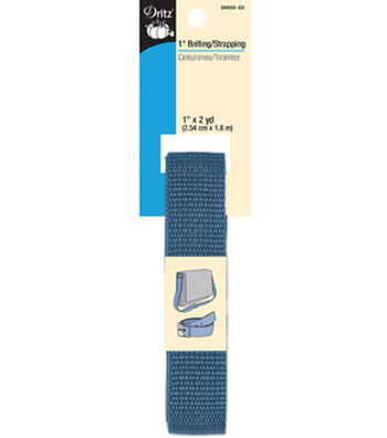 "Dritz 1"" Polypro Belting Strap 2yd"