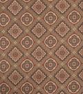 Home Decor 8\u0022x8\u0022 Fabric Swatch-Jaclyn Smith Irvington Garden Spice