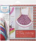 Ammees Babies Edgit Piercing Crochet Hook & Book-Just Dreamy Crochet