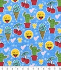 Snuggle Flannel Fabric 42\u0027\u0027-Chill Out Cones