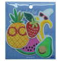 Fab Lab Wearables 5 pk Assorted Fruit Iron-on Appliques