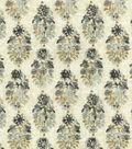 Home Decor 8\u0022x8\u0022 Swatch Fabric-IMAN Home Petite Batik Sepia