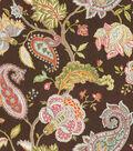 Upholstery Fabric 54\u0022-Charade Ladybug