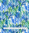 Waverly Spotlight Upholstery Fabric 54\u0027\u0027-Cobalt Vibrant Canvas