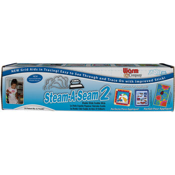 "Steam-A-Seam 2 Double Stick Fusible Web-18""x25yd"