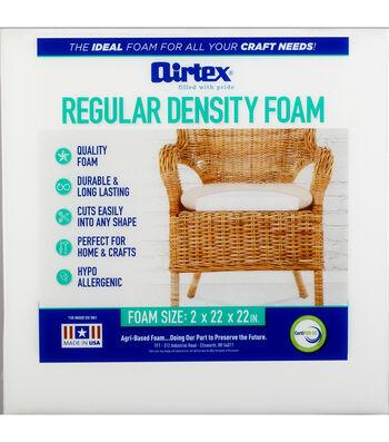 "Airtex Regular Density Chair Pad-22""x22""x2"""