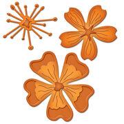 Spellbinders Shapeabilities Die D-Lites-Blooms 3, , hi-res