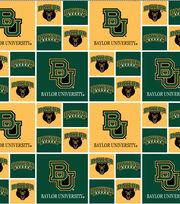 """Baylor University Bears Cotton Fabric 43""""-Block, , hi-res"""