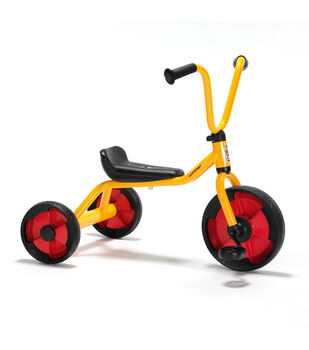 Winther Viking Toddler Trike-Yellow & Red