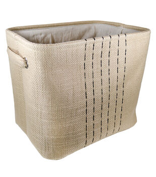 Organizing Essentials Small Soft Bin-Home Sweet Home