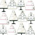 Jolee\u0027s Boutique Dimensional Mini Repeats Stickers-Wedding Cake
