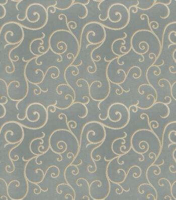 "Eaton Square Lightweight Decor Fabric 54""-Crossfire/Ice Blue"