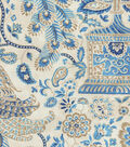 Waverly Upholstery Fabric 54\u0027\u0027-Luna Jewel Tower