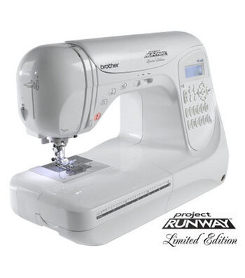 Brother Pc420prw Electronic Sewing Machi