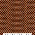 Halloween Cotton Fabric-Mini Jack O Lanterns