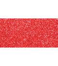 Kaisercraft Glitter Cardstock 12\u0022X12\u0022-Ruby