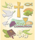 K & Company Stickers-1st Communion