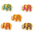 Jesse James Dress It Up Bollywood Elephants Button Embellishments