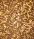 Barrow Multi-Purpose Decor Fabric 56\u0022-Walnut